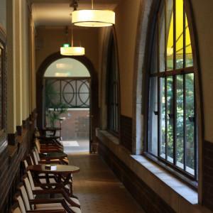 喫煙スペース|347220さんのASHIYA MONOLITH 旧逓信省芦屋別館 ~芦屋モノリス~の写真(36046)