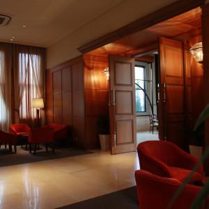 披露宴会場まえロビー|347220さんのASHIYA MONOLITH 旧逓信省芦屋別館 ~芦屋モノリス~の写真(36052)
