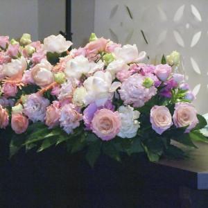 装花はかわいくてボリュームもあります|349177さんの飛騨高山美術館の写真(39176)