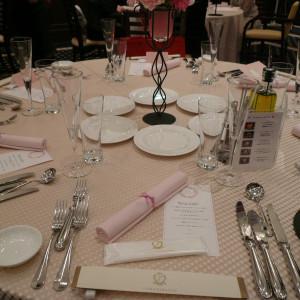 テーブルコーディネート|350060さんの上田玉姫殿の写真(40270)