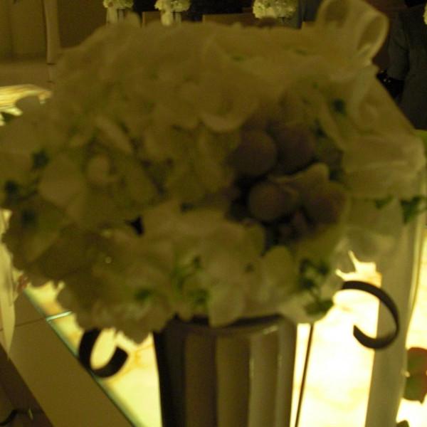 チャペルのお花(生花)
