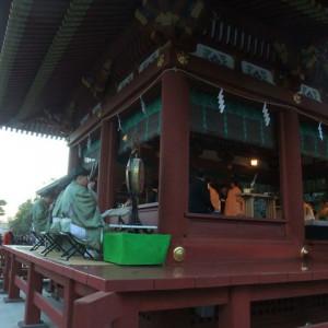 舞殿|362818さんの鶴岡八幡宮(チアーズブライダルプロデュース)の写真(75690)