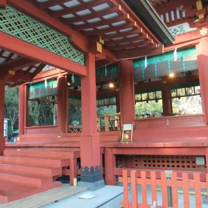 舞殿|362818さんの鶴岡八幡宮(チアーズブライダルプロデュース)の写真(75636)