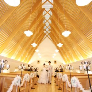 チャペルのリハーサルです|363820さんのホテル ライフォート札幌の写真(81633)