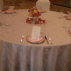 テーブル装花2|365843さんのホテル ライフォート札幌の写真(142377)