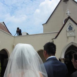 集合写真は外で上から撮影しました|369454さんのボン・マリアージュ 多治見の写真(110063)