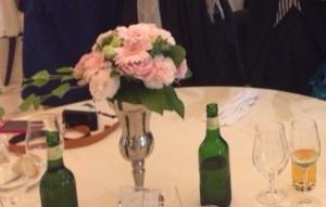 ゲストテーブル|372253さんのメゾン・ド・アニヴェルセルの写真(149811)