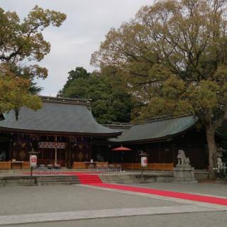 白鷺宮 護国神社