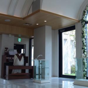 384579さんのウェディングコート エミリア(Wedding Court EMILIA)の写真(460046)