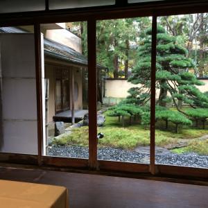 小部屋から見える庭|388029さんの金城樓の写真(279734)