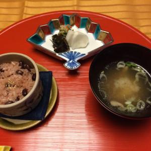金沢なら和婚も良いと、しみじみ思うお料理でした|388029さんの金城樓の写真(279751)