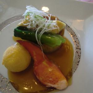 盛り付けが美しい料理ばかりです|397085さんの甲府富士屋ホテルの写真(218048)