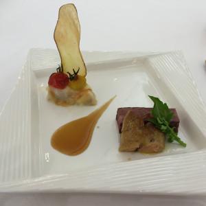 フェアでの料理(肉)|399532さんのグランラセーレシエロの写真(250374)