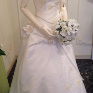 ウエディングドレス|408671さんのオンリーワンウエディング サンパレスの写真(267014)