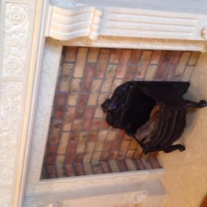 暖炉風がかわいい 408671さんのオンリーワンウエディング サンパレスの写真(266987)
