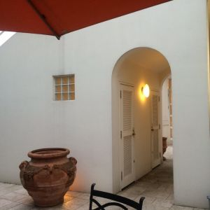 ガーデンにトイレがあり、便利です|412027さんのメゾン・ド・アニヴェルセルの写真(265701)