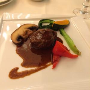 レストラン併設の為、非常に美味しかったです 412027さんのメゾン・ド・アニヴェルセルの写真(265699)