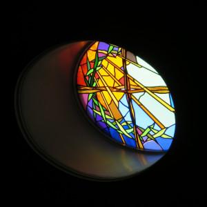 外から入る光が神秘的でした|412053さんのヴィラ・デ・マリアージュ 太田の写真(262841)
