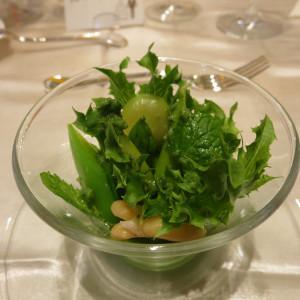 野菜もたっぷりです|412053さんのヴィラ・デ・マリアージュ 太田の写真(262848)