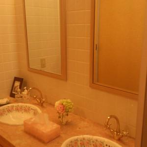 お手洗いは替えのストッキングがおいてある気配りさはさすがです 412317さんのリッツガーデンハウスアヴェニューの写真(265597)