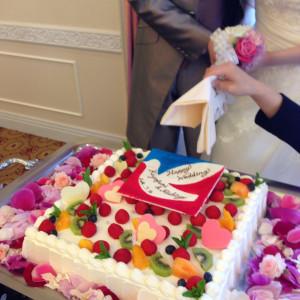 オリジナルケーキ|414759さんのChez Toya(シェ・トヤ)の写真(283831)
