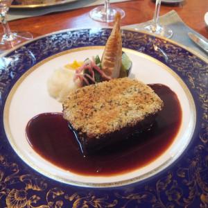 ワイン煮の肉、少ししつこかった|415193さんの仏蘭西舎すいぎょくの写真(276153)