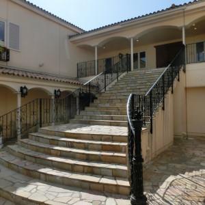 南仏風の階段|416889さんのヴィラ・デ・マリアージュ軽井澤の写真(281900)