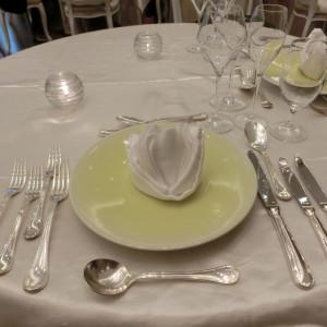かわいいお皿です|416889さんのヴィラ・デ・マリアージュ軽井澤の写真(281906)
