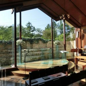 横から見ても素敵|416889さんのヴィラ・デ・マリアージュ軽井澤の写真(281907)