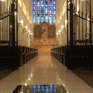 一目惚れの大聖堂。きれい~~!!|418127さんのザ・グランスイート (-small luxury resort- THE GRAN SUITE)の写真(288064)