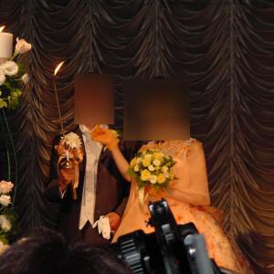 ウエディングキャンドル|419280さんの岡山国際ホテルの写真(363773)