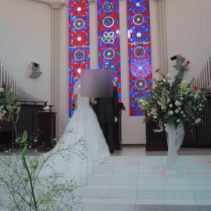 祭壇|419280さんの岡山国際ホテルの写真(363778)