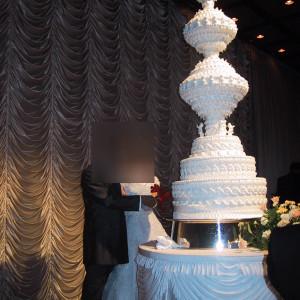 ケーキ入刀|419280さんの岡山国際ホテルの写真(363770)