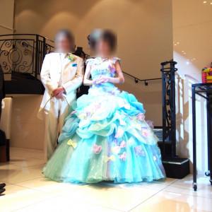 披露宴の様子|420230さんのアール・ベル・アンジェ室蘭の写真(300061)
