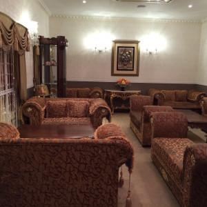 親族控室も広い|421564さんのSt. GRAVISS(セントグラビス)の写真(300831)
