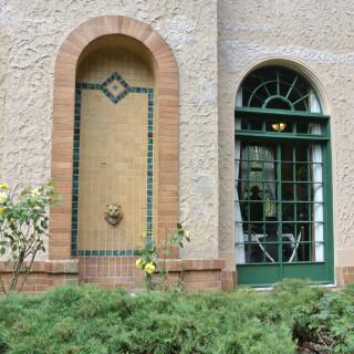山手西洋館 ベーリックホール