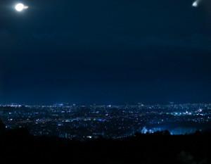 レストランからの夜景|422412さんのレストランMORIの写真(302058)