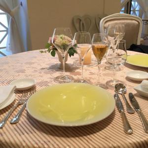 試食会セット|431732さんのヴィラ・デ・マリアージュ 太田の写真(331627)