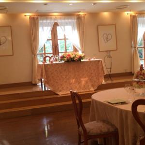 新郎新婦席|433358さんのヴィラ・デ・マリアージュ 宇都宮の写真(344924)