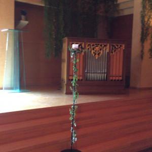 祭壇|433358さんのヴィラ・デ・マリアージュ 宇都宮の写真(344890)