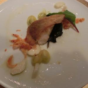 お魚料理|436379さんのDESTINO BROOKLYN NEW YORK(ディスティーノ ブルックリン ニューヨーク)の写真(350043)