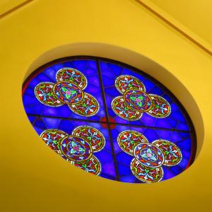 ステンドグラスが圧巻|441055さんのアルカーサル迎賓館川越の写真(372012)