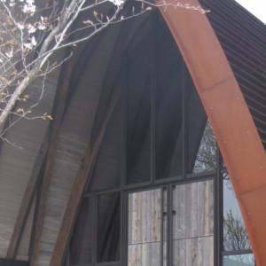 チャペル入り口|441594さんのIRIS WATER TERRACE AYAMEIKEの写真(411125)