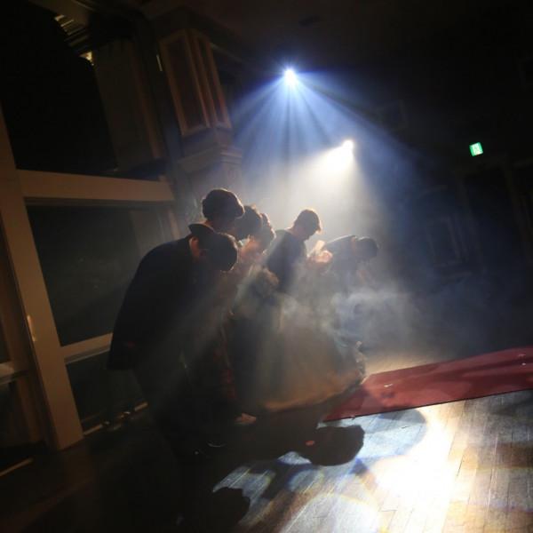 ライトの演出が素敵でした。