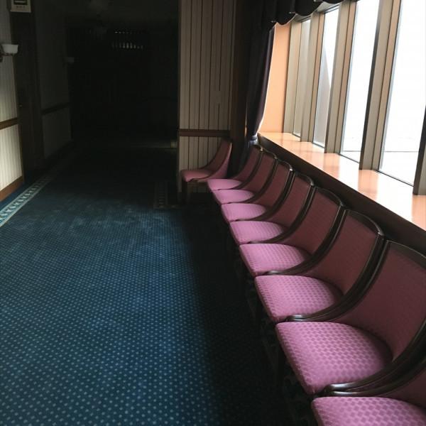 パーティルームの階