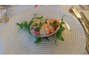 海の幸の贅沢サラダ