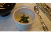 名古屋コーチンの茶碗蒸し