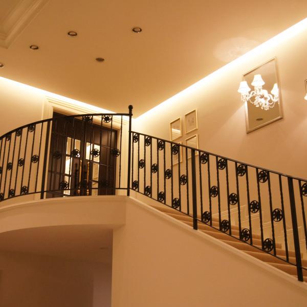 憧れの階段入場ができます