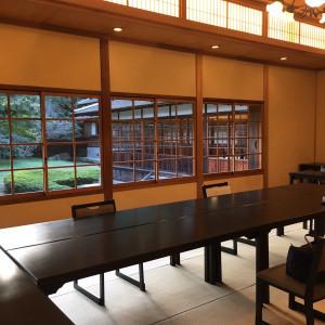 控え室|451390さんの三渓園 鶴翔閣(横浜市指定有形文化財)の写真(426655)