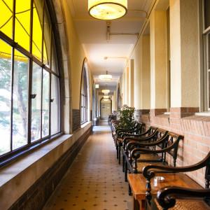 回廊にも歴史を感じます|453981さんのASHIYA MONOLITH 旧逓信省芦屋別館 ~芦屋モノリス~の写真(412944)